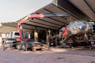 old-dames-final-lift-off-helicopter-projects-mme-Machine-Moving-Engineering-machinery-equipment-Gauteng-KwaZulu-Natal-SA-National-Museum-Military-History