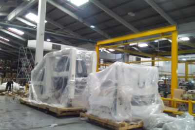 Heavy Loads - MME-Specialised-Printing
