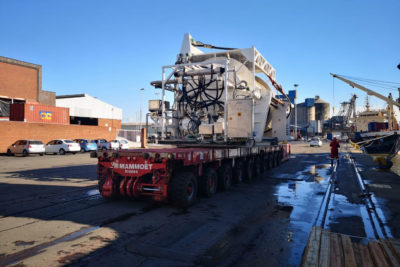 Machinery Moving & Engineering
