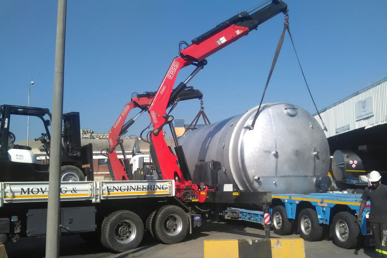 relocations services-mme-Machine-Moving-Engineering-experts-machinery-equipment-Gauteng-KwaZulu-Natal-vehicles