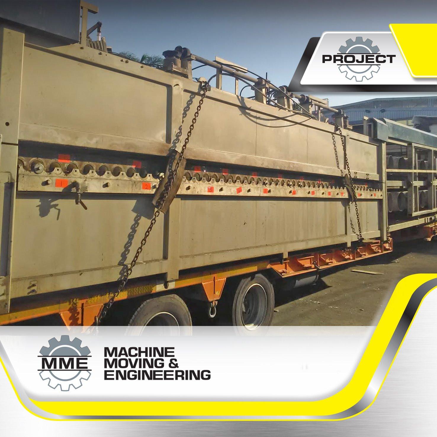 Machine Moving & Transport